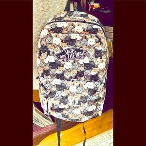Vans Cat Backpack (ASPCA)